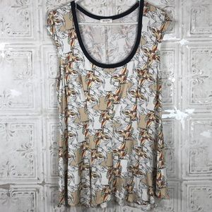 Anthropologie | Weston | Bird Tee